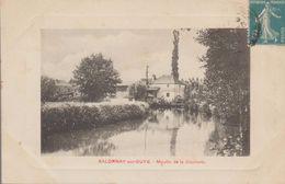 Salornay Sur Guye - Moulin De La Clochette - Otros Municipios