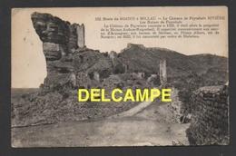 DF / 12 AVEYRON / RIVIÈRE-SUR-TARN / LES RUINES DU CHÂTEAU DE PEYRELADE / CIRCULÉE EN 1937 - Francia