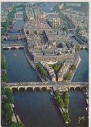 75, PARIS,VUE AERIENNE DU PHOTOGRAPHE PERCEVAL - France
