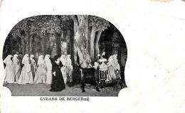 [DC10978] CPA - CYRANO DE BERGERAC - Non Viaggiata - Old Postcard - Teatro