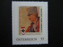 PM** Ausmusterung 2010 Novak Von Arienti, Postfrisch - Personalisierte Briefmarken