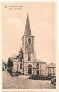 Fontaine-l'Evêque NA44: Eglise St-Christophe - Fontaine-l'Evêque