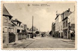 KORTENBERG 1936 STATIONSTRAAT Rue De La Station Hôtel La Flèche D'Or - Nu AD Delhaize / Nels Serie 11 / 758 - Kortenberg