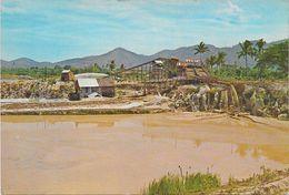 MALESIA KUALA LUMPUR A TIN MINE PALONG 1977 - Malesia
