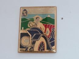 Pin's 3° RALLYE INTERNATIONAL, VECCHIO PIEMONTE, 1964 - Rallye