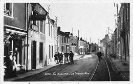 ¤¤  -  CHALLANS   -  La Grande Rue    -  ¤¤ - Challans