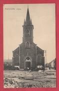 Pont-à-Celles - L'Eglise ... Travaux De Voiries ( Voir Verso ) - Pont-à-Celles