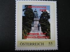 PM 8021041** Ausmusterung 2008 Jahrgang Graf Collorado Mansfeld - Personalisierte Briefmarken