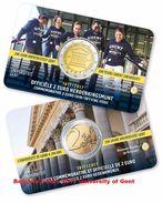BELGIQUE - 2 Euro 2017 - Université De Gand - Disponibles!! - Belgique