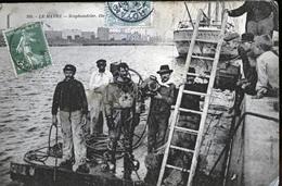 LE HAVRE LE SCAPHANDRIER - Harbour