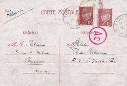 EP  Pétain  Censuré 1943 - WW II