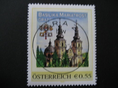 Pers.BM 8006172-  Graz Basilika Maria Trost, Gestempelt Graz - Österreich