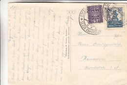 Pologne - Carte Postale De 1932 -exp Vers Hannover - 1919-1939 Republic