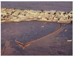 (350) Bahrain - Fish Trap - Hidd - Bahrain
