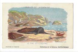 17881 -  Fables De La Fontaine Le Rat Et L'Huitre D'après Gustave Doré - Illustrateurs & Photographes