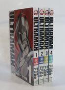 Ultraman Vol. 1~4 Shimizu Eiichi/Shimoguchi Tomohiro ( V.O. ) - Books, Magazines, Comics