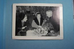 Princesse Paola Abbé Swissers Don D'une Voiture Fondation Bougsain Hôtel De Ville Bruxelles Après 1957 - Personalidades Famosas