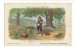 17885 -  Fables De La Fontaine Le Gland Et La Citrouille D'après Gustave Doré - Illustrateurs & Photographes