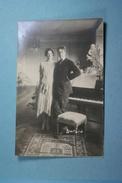Carte Photo Prince Léopold Et Princesse Astrid - Familles Royales