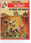 Strip 108 Nero 1988 DE WRAAK VAN NGANGA - Nero