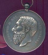 Médaille IXELLES (1867) - Professionnels / De Société