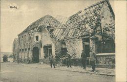 AK Auchy-les-Mines, Guerre 14/18 (24522) - Altri Comuni