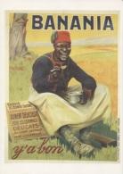 CPM - AFFICHE De DE ANDREIS - LE TIRAILLEUR BANANIA - Edition Bibliothèque Forney - Werbepostkarten