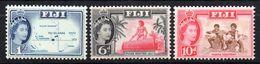 Sellos De Fiji. - Fiji (...-1970)