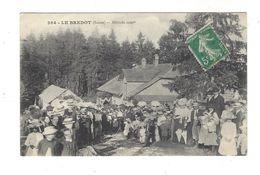 Le Brédot ( Suisse ) ( Vallée De La Brévine ) - NE Neuchatel