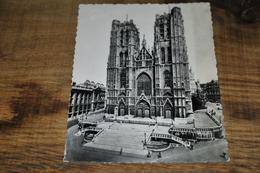 76- Bruxelles, Eglise Saint Gudule - 1955 - Monumenten, Gebouwen