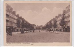 Amsterdam - West Hoofdweg Hoek Postjesweg    1127 - Amsterdam