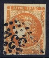 France: Yv Nr 48 C Mi Nr 43 B  Obl./Gestempelt/used Signed/ Signé/signiert Schollyerme - 1870 Uitgave Van Bordeaux