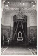 Palais Royal De Tetouan - Le Tròne - Palacio Real De Tetuan - El Trono - (Maroc) - Tanger