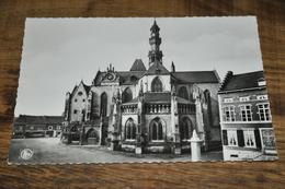 79- Zoutleeuw, Oostzicht Der Kerk - Zoutleeuw