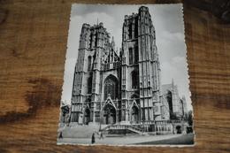 80- Bruxelles, Eglise Sainte Gudule - Monumenten, Gebouwen