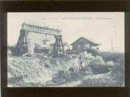 16 Saint Même Les Carrières Puits D'extraction édit. Gilbert N° 4110 A.G.A. Usine Fevre  , Rare - France