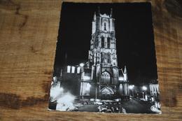 82- Gent/Gand, Verlichting Van St. Baafskerk - Gent