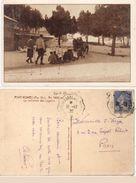 FONT ROMEU - La Remontée Des Lugeurs - Cachet Ambulant      (100878) - Autres Communes