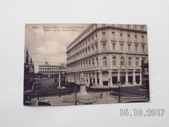 Habana. - Albear Square, Gomez Bldg. - Cuba