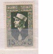 ALGERIE              N°  YVERT  :    283    NEUF AVEC  CHARNIERES      ( 1472   ) - Argelia (1924-1962)