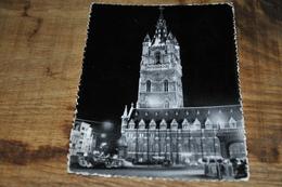 86- Gent/Gand, Illumination Du Beffroi - 1955 - Gent