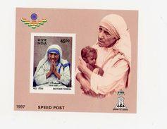 Corée Du Nord 1997-Mère Teresa, Enfant-MI B8***MNH - Mother Teresa