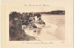 35. Les Bords De La Rance. Le Chêne Vert à Basse-Mer - France