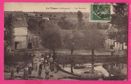 CPA (Réf : Z572)  LE THOUR ( 08 ARDENNES) Les Sources (animée) - France