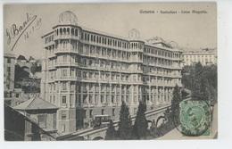 ITALIE - GENOVA - Funicolare - Corso Magenta - Cachet Au Dos De BASILI GUIDO , CARTO-PHILATELIQUE CLUB - GENOVA - Genova (Genua)