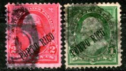 Porto Rico,1899,Mi#169,overprint On USA Stamp,see Scan - Central America