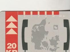 MAP DK26 1992 - Danemark