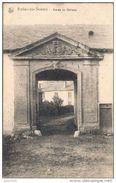 ERBAUT ..-- DOHAN ..-- Entrée Du Château . 1922 Vers ERBAUT ( Mr A. WAMBERSY ? ) . Voir Verso . - Jurbise