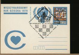 POLSKA - SCACCHI MEMORIAL A. RUBINSTEIN - The Rubinstein Memorial Is An Annual Chess Tournament - Scacchi