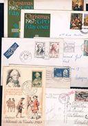 Conjunto De 27 Piezas De Historia Postal De Diferentes Paises - Otros - Europa